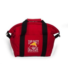 Salty Dog 12 pack Cooler Bag in Red