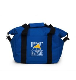 Salty Dog 12 pack Cooler Bag in Royal