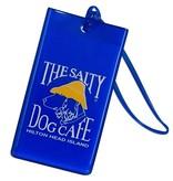 Salty Dog Luggage Tag in Blue
