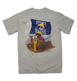 Comfort Colors Sailor Jake Short Sleeve in Bay