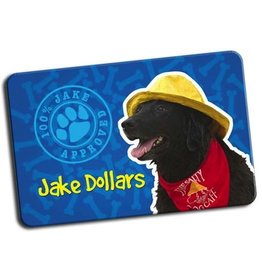 Salty Dog $10 Gift Card