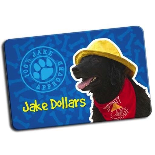 Salty Dog $50 Gift Card