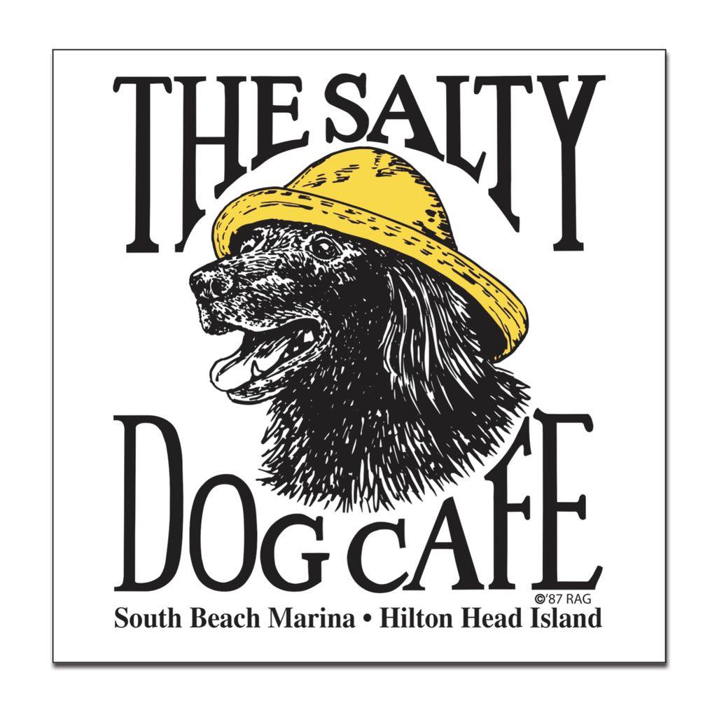Salty Dog Vintage Jake Magnet