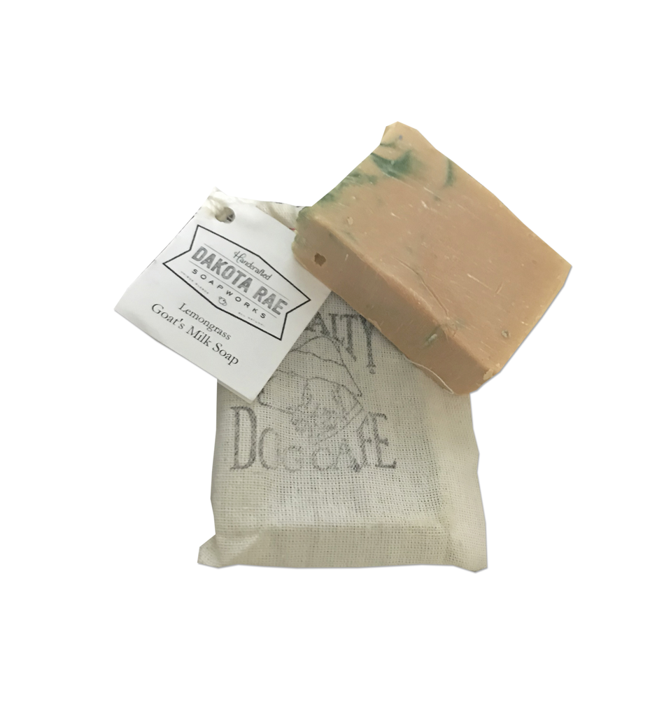 Product Hand Crafted Lemongrass Small Soap