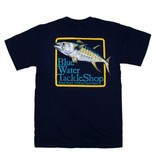 Hanes Blue Water Tuna in Navy