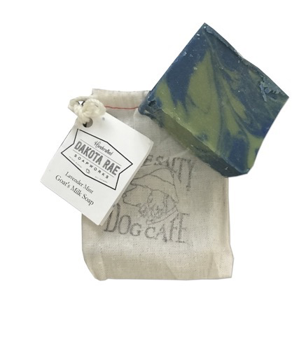 Product Hand Crafted Soap Lavendar Mint