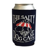 Salty Dog Patriot Dog Can Holder in Navy
