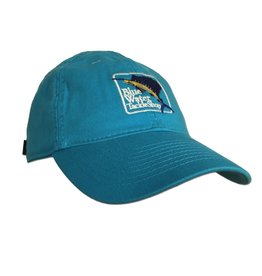 Legacy Women's Blue Water Twill Hat in Aqua