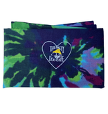 Specialty Items Cotton Face Cover in Surge Tie Dye