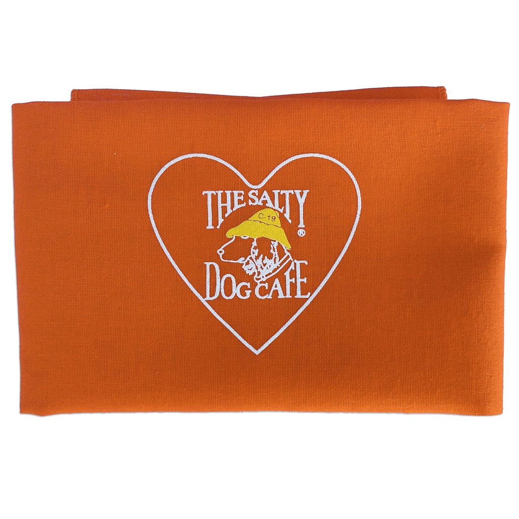 Specialty Items Small Face Cover in Orange