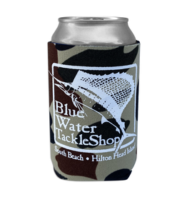 Bluewater Blue Water Can Holder in Camo