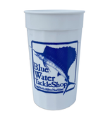 Bluewater Blue Water Logo Cup