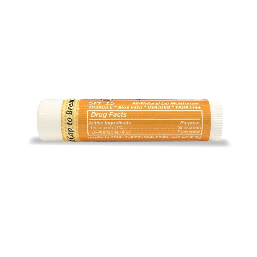Product All-Natural Beeswax Lip Balm