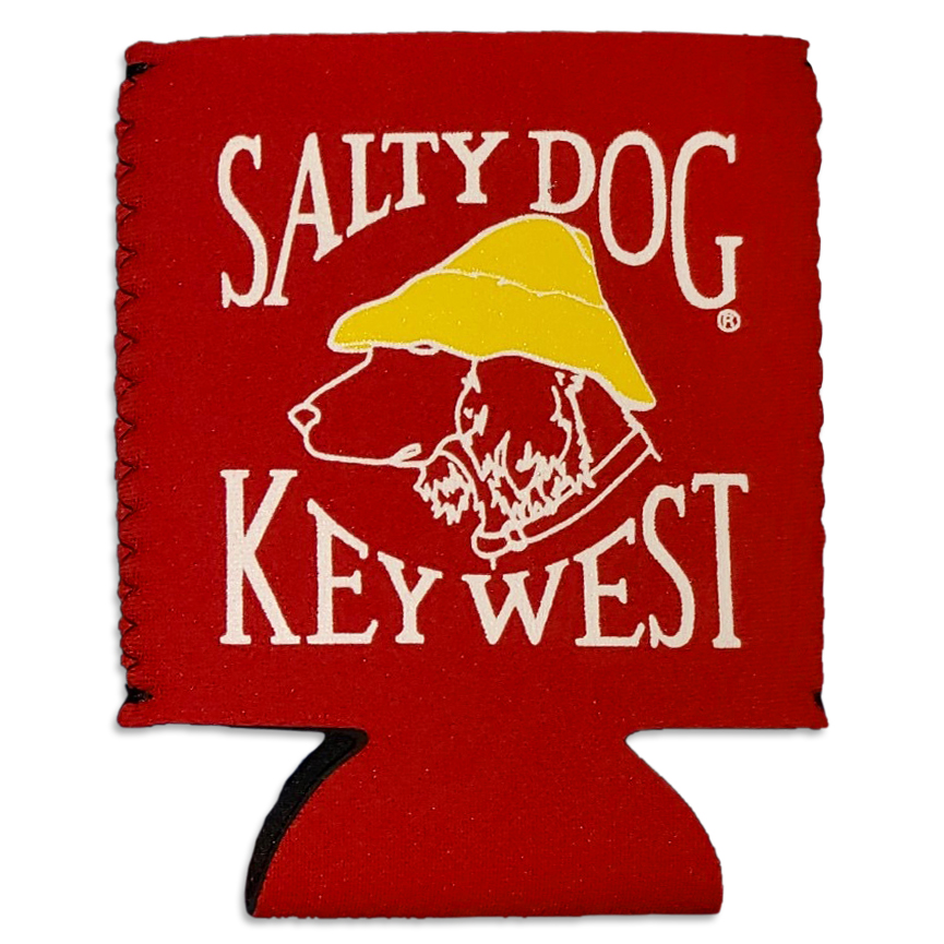 Product Key West Can Holder in Red