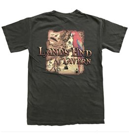 Comfort Colors Land's End Tee in Pepper