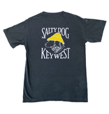 T-Shirt Key West Comfort Colors Short Sleeve in Navy