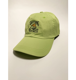 Hat Key West Pigment Dyed Hat in Lime