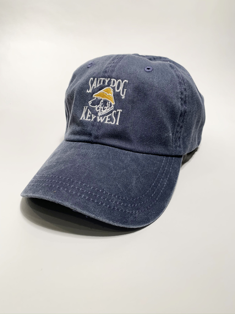Hat Key West Pigment Dyed Hat in Navy