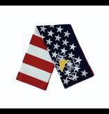 T-Shirt Key West American Flag Large Bandana