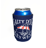 Product Key West Can Holder Patriot Dog