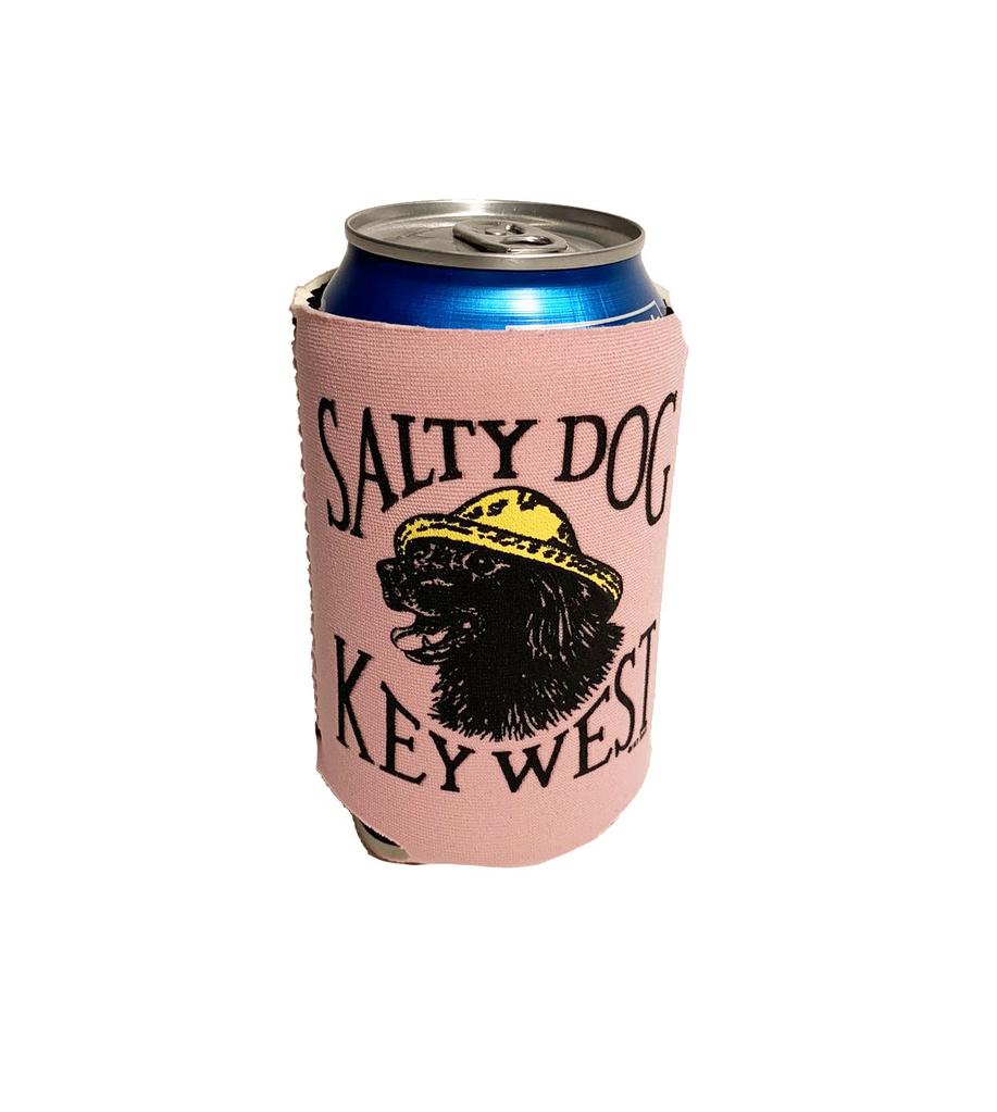 Product Key West Can Holder Vintage Pink