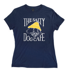 Front Only Women's Classic Short Sleeve in Navy