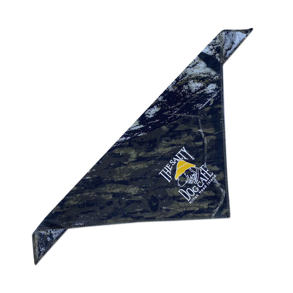 Specialty Items Camouflage X-Small Bandana