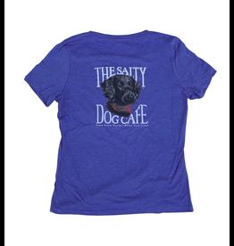 T-Shirt Women's Puppy Portrait Tee