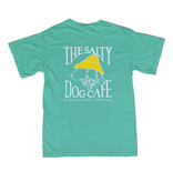 T-Shirt Bohicket Comfort Colors Short Sleeve in Chalky Mint