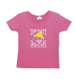 T-Shirt Bohicket Infant Tee in Raspberry