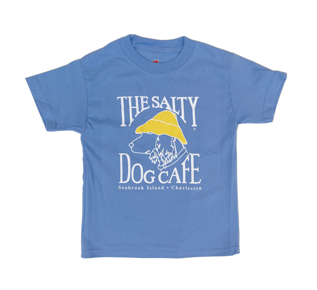 Infant / Toddler Bohicket Infant Tee in Carolina Blue