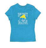T-Shirt Bohicket Women's Classic Fit Tee in Teal