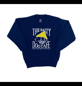 Sweatshirt Bohicket Youth Sweatshirt in Navy
