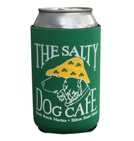 Salty Dog St. Patty's Dog Can Holder