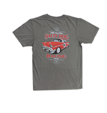 Specialty Prints Racer Dog Chevy in Graphite