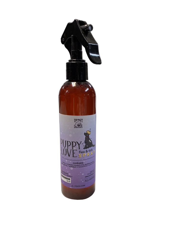 Product Puppy Love Flea and Tick Spray