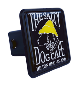 Salty Dog Trailer Hitch Cover