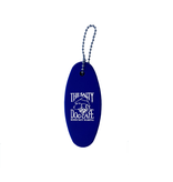 Product Bohicket Floating Key Chain in Royal