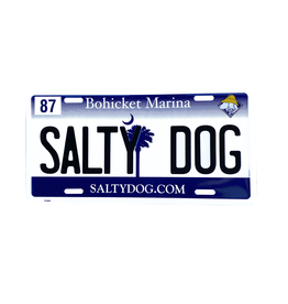 Product Bohicket License Plate