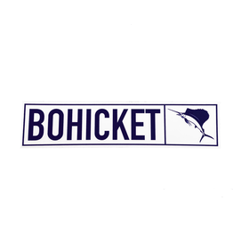 Product Bohicket Mini Sticker