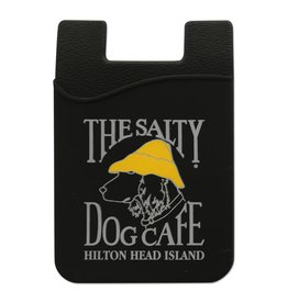 Salty Dog Mobile Pocket in Black