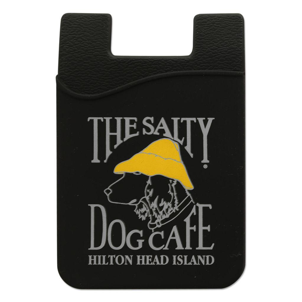Salty Dog Mobile Pocket in Black