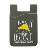 Salty Dog Mobile Pocket in Gray