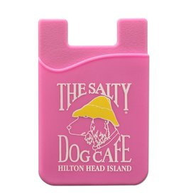 Salty Dog Mobile Pocket in Pink