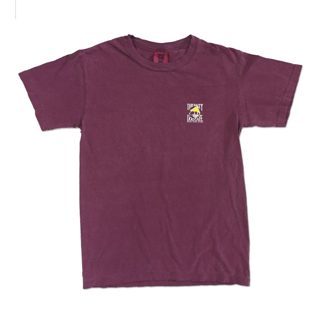 Comfort Colors Comfort Colors® Short Sleeve Tee in Berry