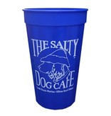 Salty Dog Party Cup in Blue
