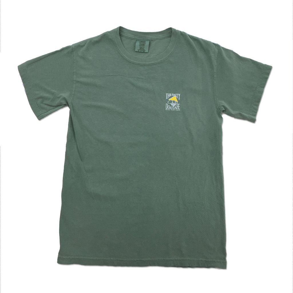 Comfort Colors Comfort Colors® Short Sleeve Tee in Light Green