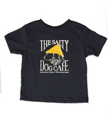 LAT Apparel Toddler Short Sleeve in Navy