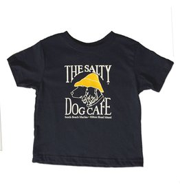 LAT Apparel Toddler Short Sleeve in Navy