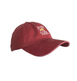 AHead Pigment Dyed Hat in Red Rock